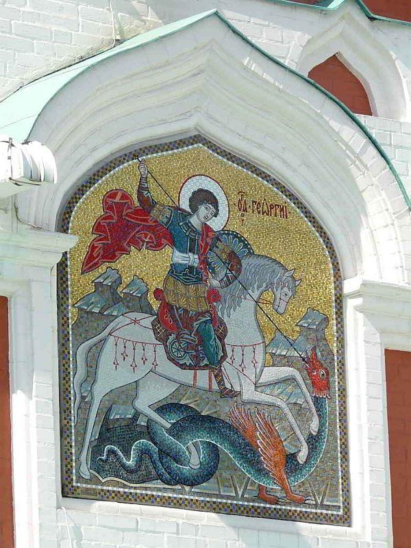 Церкви и храмы в сообществах и блогах